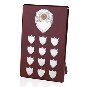 Perpetual Plaque With Shield Fronts 13