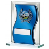 Mirrored Glass Trophy. 3 Sizes available.