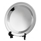 Nickel Plated Salver. 4 Sizes!
