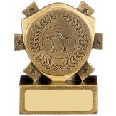 Mini Shield Award 8cm RM401A