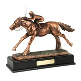 Horse and Jockey Equestrian Award
