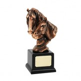 Bronze Plated Mother & Foal Trophy